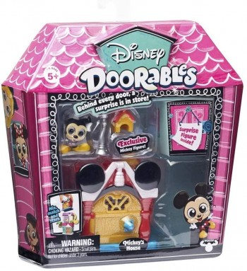 DOORABLES MINI HOUSEE FAMOSA REF-7014653