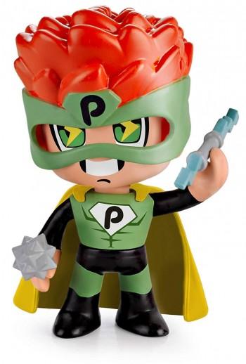 PINYPON ACTION. PACK INDIVIDUAL FIGURAS SUPERHEROE  7/14733