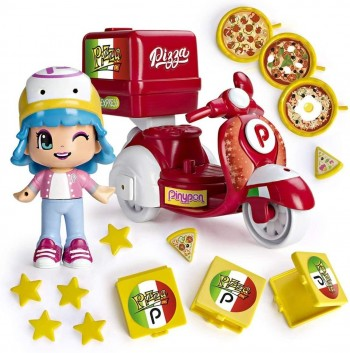 PIN Y PON MOTO PIIZZERA FAMOSA 7014911