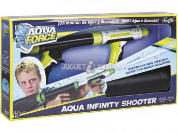 PISTOLA AGUA AQUA FORCE SHOOTER FAMOSA 7010523
