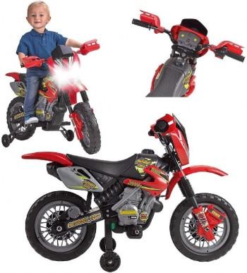 MOTOBIKE CROSS BATERIA 6V   FAMOSA 800011250
