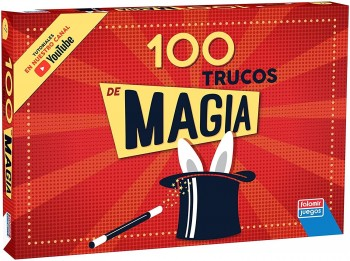 CAJA DE MAGIA 100 TRUCOS FALOMIR 5851060