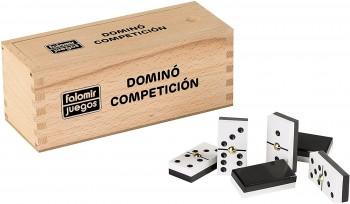 DOMINO COMPETICION CAJA MADERA FALOMIR 60127920