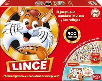 JUEGO LINCE EDICION FAMILIAR EDUCA