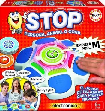 JUEGO STOP EDUCA