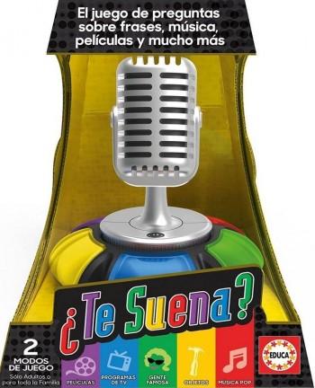 """JUEGO \""""TE SUENA\"""" EDUCA"""