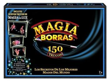 MAGIA BORRAS CON LUZ 150 TRUCOS EDUCA