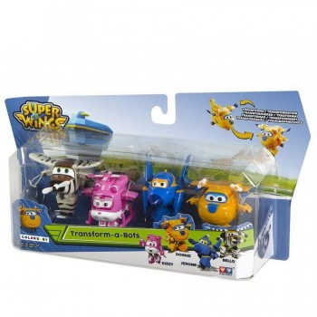 PACK 4 SUPER WINGS