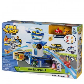 SUPER WINGS AEROPUERTO COLOR BABY