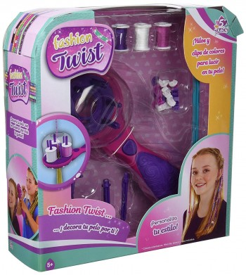 FASHION TWIST DECORA TU PELO IMC REF-97506