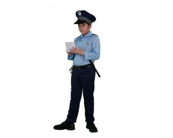 DISFRAZ POLICIA MUNICIPAL BT