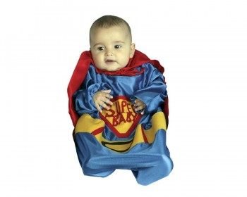 DISFRAZ SUPERMAN BEBE MESES BT