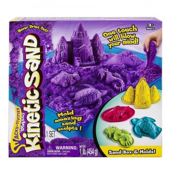 KINETIC SAND BIZAK