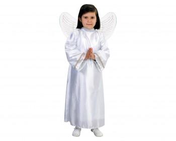 DISFRAZ ANGEL INFANTIL YY