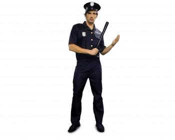 DISFRAZ POLICIA ADULTO YY