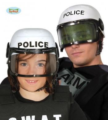 SOMBRERO CASCO POLICIA/VERDE GUIRCA 13320