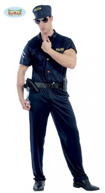 DISFRAZ POLICIA AD GUIRCA 80373