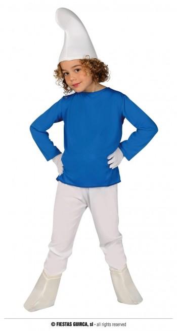 Z ONLINE DISFRAZ BLUE DWARF INFANTIL GUIRCA 81554