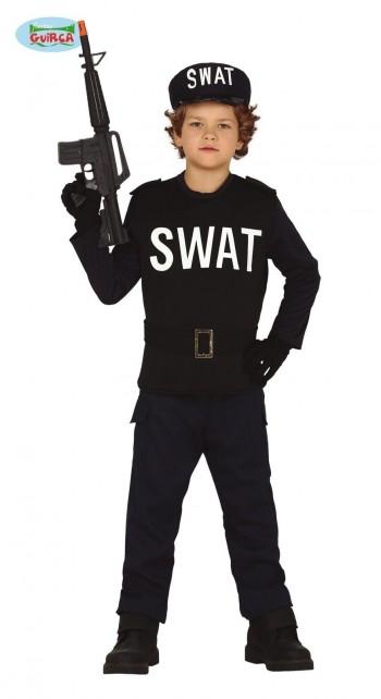 Z ONLINE DISFRAZ SWAT INFANTIL GUIRCA  83674