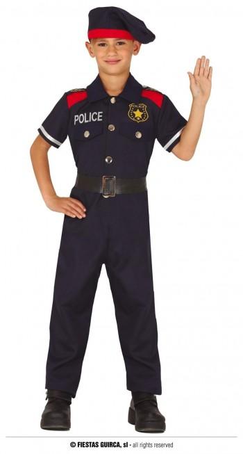 Z ONLINE DISFRAZ POLICIA INFANTIL GUIRCA 83734