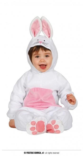 Z ONLINE DISFRAZ CONEJITO BABY INFANTIL GUIRCA 85981