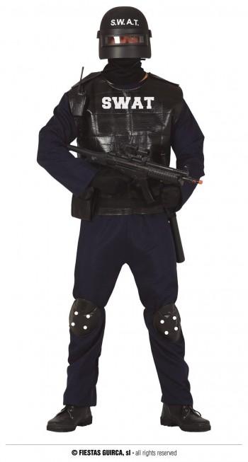 Z ONLINE DISFRAZ SWAT ADULTO GUIRCA 86609