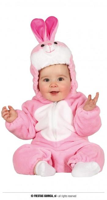 Z ONLINE DISFRAZ CONEJITO BABY INFANTIL GUIRCA 87586