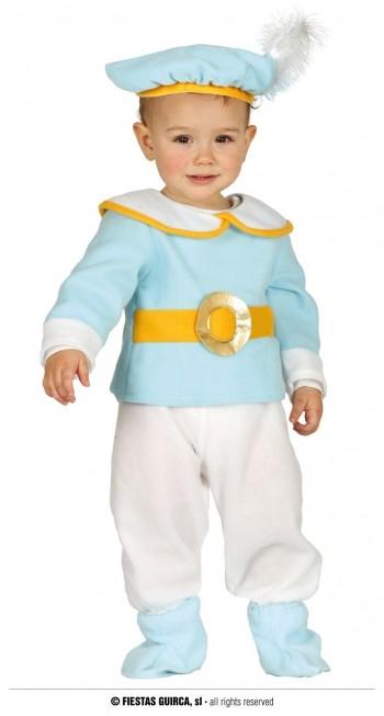 Z ONLINE DISFRAZ PRINCIPE BABY INFANTIL GUIRCA 87608