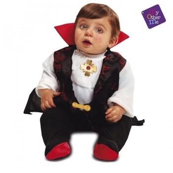 DISFRAZ BABY DRACULA MESES INFANTIL MOM 200148