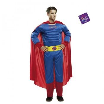 DISFRAZ SUPERMAN MUSCULOSO AD MOM