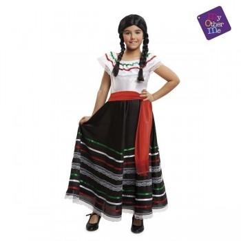 Z ONLINE DISFRAZ MEXICANA INFANTIL MOM 203715