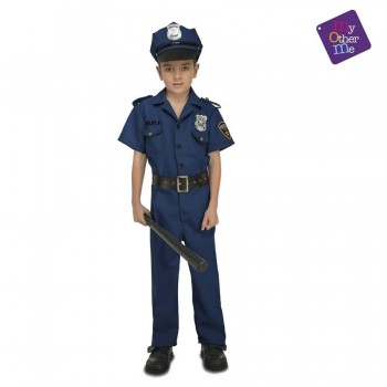 DISFRAZ POLICIA MOM 204237