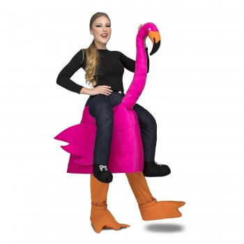 Z ONLINE DISFRAZ RIDE-ON FLAMENCO ADULTA MOM 205277