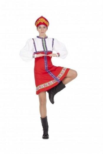 Z ONLINE DISFRAZ RUSA ADULTA MOM 205962