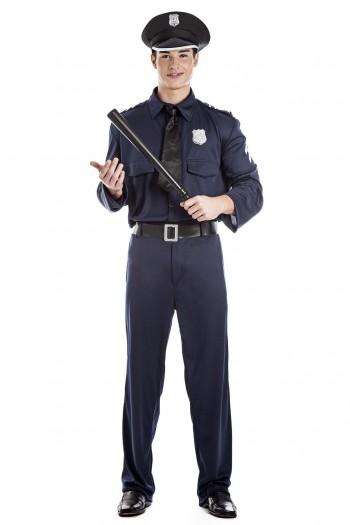 Z ONLINE DISFRAZ POLICIA ADULTO K0376