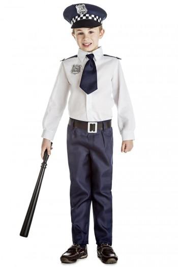 Z ONLINE DISFRAZ POLICIA INFANTIL INFANTIL K0982