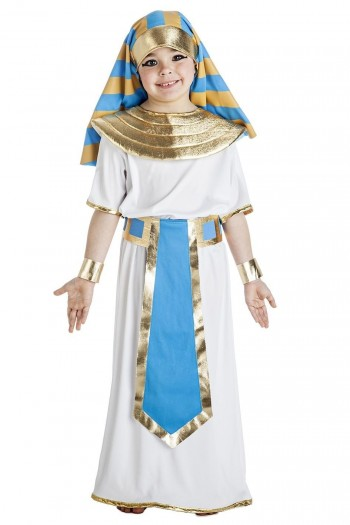 Z ONLINE DISFRAZ EGIPCIO INFANTIL K0987