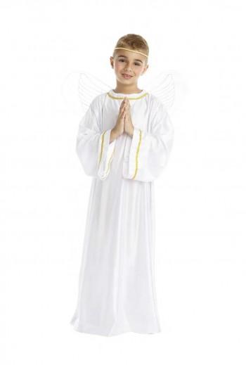 Z ONLINE DISFRAZ ANGEL INFANTIL K5145
