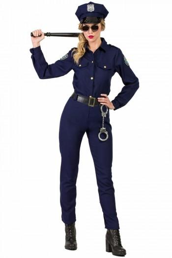 Z ONLINE DISFRAZ POLICIA NY MUJER ADULTA K5295