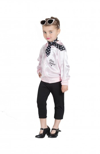 Z ONLINE DISFRAZ CHAQUETA  PINK LADY INFANTIL K6546