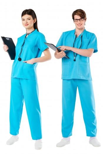 Z ONLINE DISFRAZ DOCTOR - DOCTORA  UNISEX ADULTO K7449