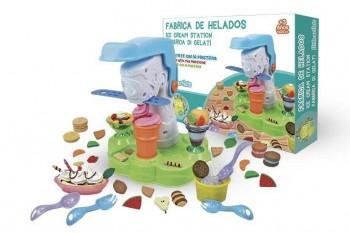 PLASTILINA FABRICA DE HELADOS TACHAN REF-76311656