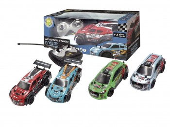 COCHE R/C RALLY STORM RACING TACHAN REF-73360500