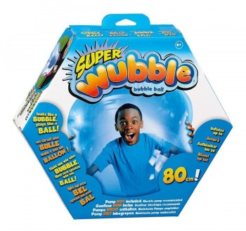 BURBUJA SUPER WUBBLE CIFE