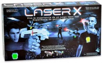 SET LASER X