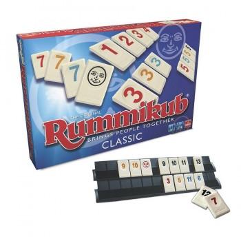 JUEGO RUMMIKUB  CLASICO+TRIOMINOS GOLIATH