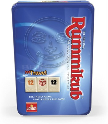 RUMMIKUB TRAVEL GOLIATH REF-50105