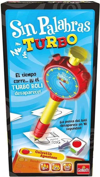 SIN PALABRAS TURBO GOLIATH REF-76197