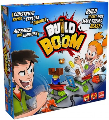BUILD OR BOOM GOLIATH REF-JY1558