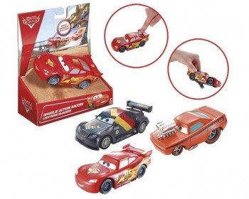 "CARS COCHES ACROBATICOS ""RAYO\"" MATTEL REF-446CDP58"